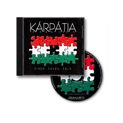 Piros, Fehér, Zöld - CD