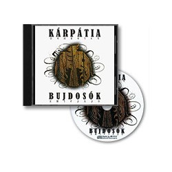 Bujdosók - CD