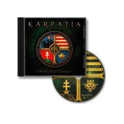 Rendületlenül - CD